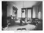 Tillman Building Reception Parlors ca. 1896