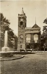 Tillman Building Front ca. 1920s by Winthrop University