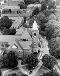 Tillman Aerial View early 1960s by Winthrop University