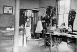 Domestic Art Sewing and Dressmaking Classroom ca. 1915 by Winthrop University