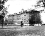 South Side and Front with Bancroft ca. 1920s by Winthrop University