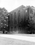Front of Tillman Hall (Science Building), 1941 by Winthrop University