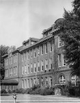 Side of Tillman Hall (Science Building) ca. 1954 by Winthrop University