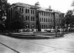 Tillman Hall (Science Building) Demolition: North Side ca. 1963 by Winthrop University