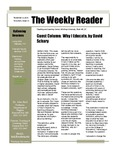 Guest Column: Why I Educate, by David Schary