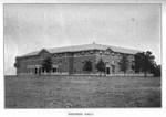 Johnson Hall (later renamed Bancroft Hall) 1910