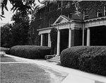 Bancroft Hall Front Entrance, ca. 1956 by Winthrop University