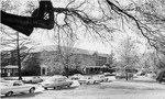 Bancroft Hall in Spring, April 1971