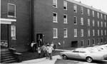 Bancroft Hall Annex, September 1974