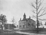 Presbyterian High School where Withers/W.T.S. Currently Stands ca 1895