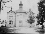 Presbyterian High School where Withers/W.T.S. Currently Stands 1898