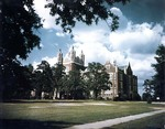 Winthrop Training School in Color ca 1948